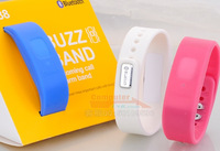 Bluetooth Bracelet Wristband Bluetooth Alert Anti Theft and Anti miss callings buzz band