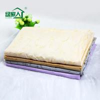 Green tourmaline bamboo charcoal pillow case c pillow cover single pillow cover