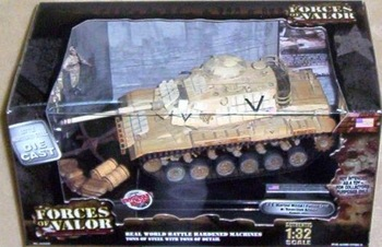 Fov 80009 m60 patton tank alloy model