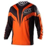 high quality  Free shipping 2013 TLD Racing T-shirt sports     Motorcycle shirt   Cycling shirt