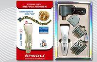 Pet hair Clipper Paoli rfcz9999 electric shaver dog pet supplies low vibration low noise design free ship 1pcs