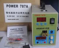 POWER 787A+ MCU Spot Welder Battery Welder AC 180V~240V MCU Spot Soldering Station POWER 787A+ Welder