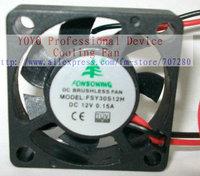 3cm FSY30S12H 3007 12v 0.15a fsy30s12m cooling fan