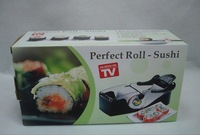 Easy Sushi Maker Roller equipment, perfect roll, Roll-Sushi with color box ,1pcs/set.kitchen accessories