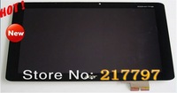FRee shipping 100% Original For Acer Iconia Tab A510 B101EVT04 V.0 Full LCD Display + Touch screen Digitizer Assembly
