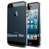 SPIGEN SGP Case Neo Hybrid EX Snow Series for iPhone 5 Retail Box + protector + MOQ 1pcs Free Shipping