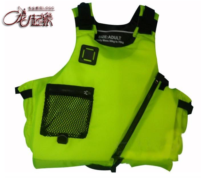 Snorkel Vest Co2 Adult Snorkeling Life Vest