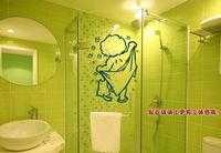 Bathroom Wall Stickers Wall Sticker Art Decal wallpaper Mural Home Decor On Wall Decal Sticker Home Decor Art Mural