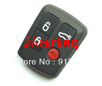 Free  Shipping  FORD 4 Button Remote Shell Case BA BF Falcon Territory SX XR6 XR8 MK2 FPV BFII  20PCS/LOT