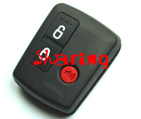 Free  Shipping  ford  3 button  remote keyless shell case 20pcs/lot