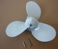 Aluminum Propeller 7 1/4X5-A outborard boat motor propeller for HANGKAI 3.5HP