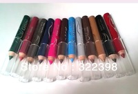 24Pcs/Lot Makeup Eye Pencil 12 Color Make up Eyeshadow Waterproof  Eyeliner Pencil Eye