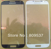 For Samsung Galaxy S4 i9500 i9505 L720 I337 I545 M919 R970 glass lens front glass WHITE -not LCD or digitizer