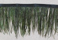 (2meters/lot) natural peacock feather trimming, feather ribbon for garment accessories, Free Shipping!