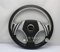 Refires momo automobile race steering wheel PU steering wheel 13 automobile race steering wheel 559