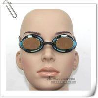 Ying fat anti-fog anti-uv chrome plating goggles ying fat swimming glasses y570af m 4 full
