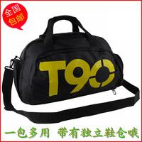 2015 popular multi dual function handbag shoulder sling gym sport basketball bag backpack men online on sale