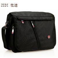 Man bag casual shoulder bag sports bag waterproof oxford fabric
