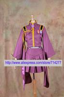 Free shipping Custom Cheap Miku Cosplay Costume (Senbonzakura) from Vocaloid Halloween Christmas