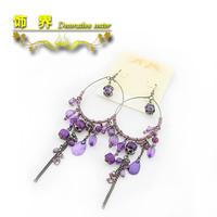 Wholesale Lot 12x Accessories 2028 vintage earrings n jewelry