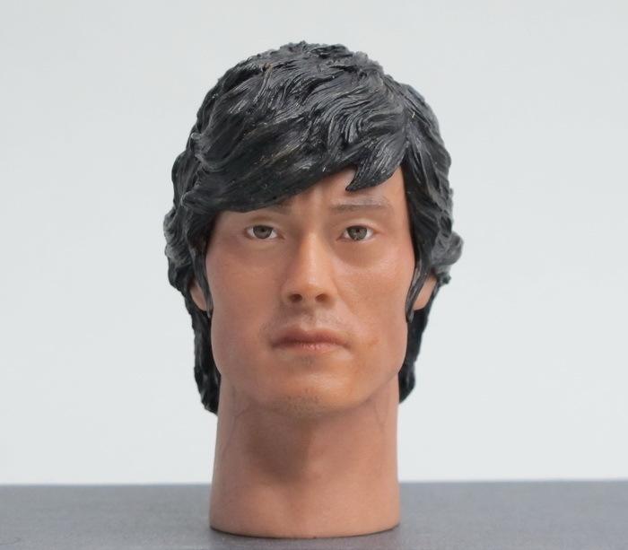 Zytoys star long hair type carving(China (Mainland))
