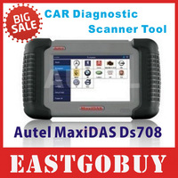 2013 Original Autel Maxidas DS708 ds 708 Universal Diagnostic Scanner multilanguage Diagnostic Scanner Tool