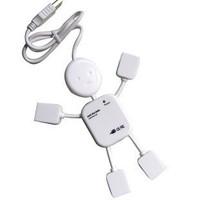 Computer USB Hub USB extender humanoid HUB USB splitter USB expansion interface shipping