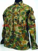 Loveslf Australian Army Camo Woodland Auscam BDU Uniform Set military tactical uniform