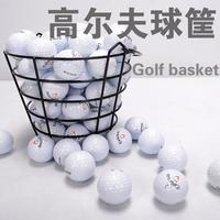 Golf ball basket multi-purpose 100 ball portable