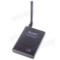 5.8G Wireless AV Receiver For FPV RC805 Black  20730
