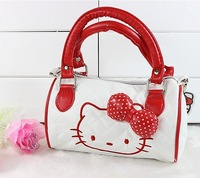 Little Girls' Favor Hello Kitty Inclined shoulder Bag Handbag Free Shipping