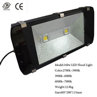 Wholesale Waterproof 160W Led Flood Light Floodlight WashLight Outdoor Garde Lighting 85~265V warranty 3 years