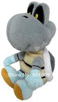 "Free Shipping New Super Mario Bros Dry Bones 5"" Soft Plush Doll Toy Retail"