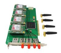 GSM400,GSM400P,VoIP PBX,Asterisk card,4 ports asterisk gsm card ,GOIP,IPPBX