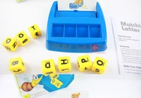 2013 free Shipping Matching Letter for teaching english plastic toy and game ABCya Alphabet