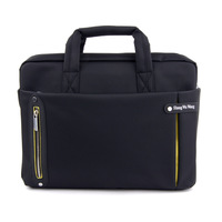 Commercial king male 15 commercial laptop bag handbag one shoulder cross-body oxford fabric briefcase