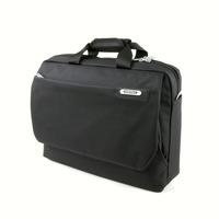 Commercial computer handbag bag waterproof nylon bag men 15 messenger bag black