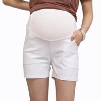 2013 summer 100% cotton maternity shorts fashion knee-length pants belly pants casual comfortable shorts 8831 003