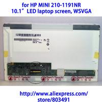 "for HP MINI 210-1191NR laptop , 10.1""  laptop LCD screen, LED backlight, WSVGA 1024x600 pixels"
