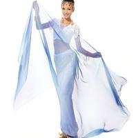 Belly dance scarf big yarn silk dance big yarn accessories props