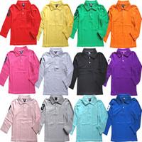 Freeshipping wholesale retail mens womens cotton multi-color long  sleeve plain t-shirts, mens shirts