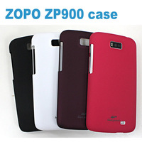 Free Shipping Frosted Hard shell case cover for zopo900 900+ 900s 5.3 inch phone In Stock
