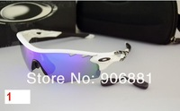 New RadarLock Path Cycling Bicycle Bike Outdoor Sports Sun Glasses Radarlock Path Eyewear Goggle Sunglasses Free shipping