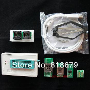 1pc new Mini PRO USB Universal Programmer TL866CS support12000 + chip include 6PCS adapter ,freeshipping