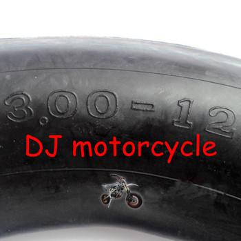 125cc dirt bike rear tyre tube cheap  3.0-12  Inner tube for the pit bike  mini motocross 12 inch rear inner tube free shipping