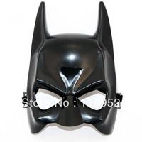 Halloween Masquerade party Mask half face for men Batman mask   10pcs/lot
