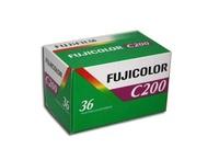 Fujifilm Fujicolor C200 Color 35mm Film 36 Exposure for 135 Format Camera Lomo Holga 135 BC TLR TIM lomo camera dedicated