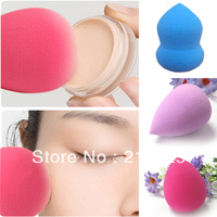 Makeup Sponge Blender Blending Foundation Puff Flawless Powder Smooth Beauty teardrop Pro