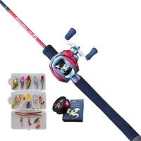 free ship 2.4 meters lure rod set 11 shaft   lure set fishing tackle fishing rod  bait casting