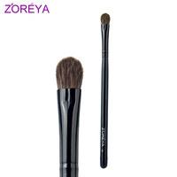 Zoreya animal smoked makeup wool small eye shadow brush professional small cosmetic brush small horse hair